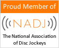 Member of The National Association of Disc Jockeys